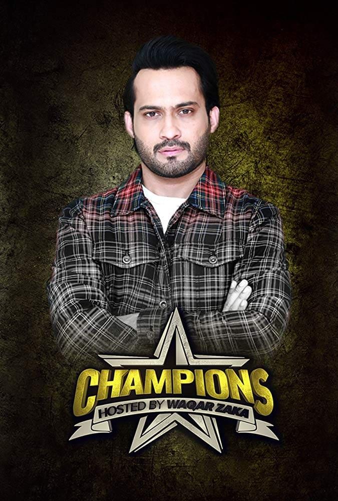 Champions With Waqar Zaka