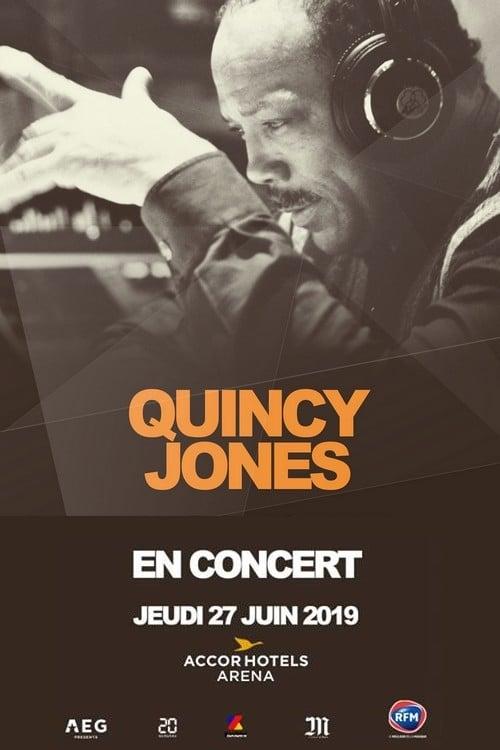 Quincy Jones : A Musical Celebration Paris