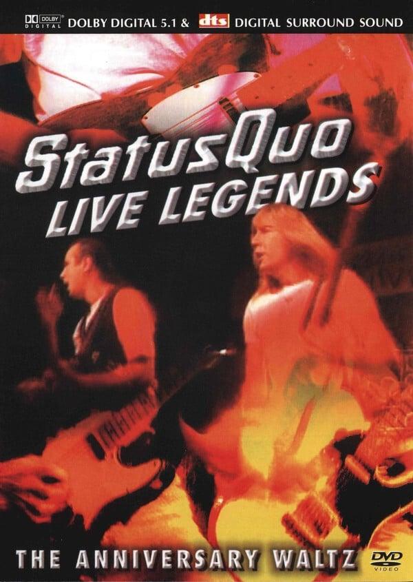 Status Quo - Live Legends