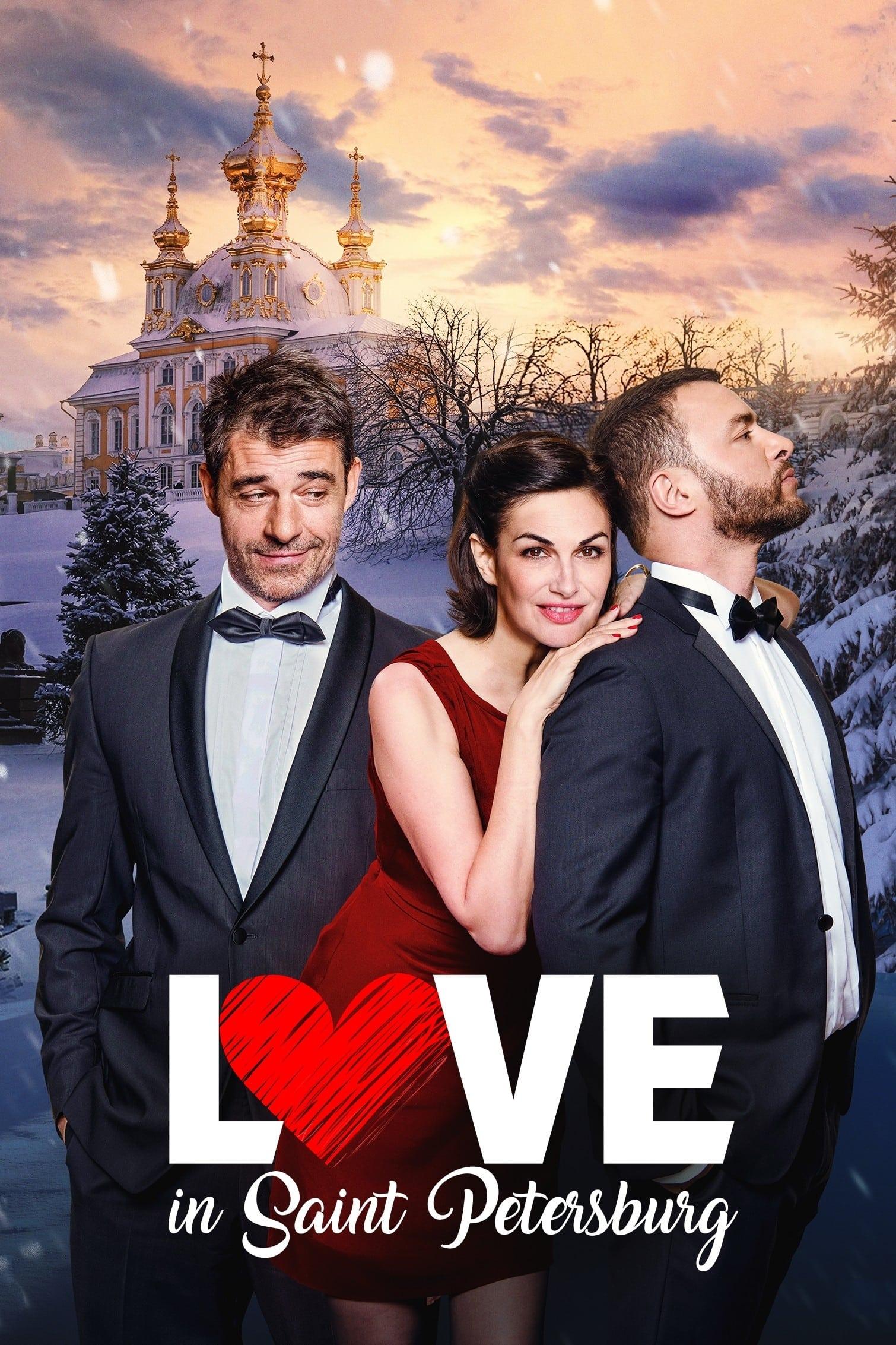 Love In St. Petersburg
