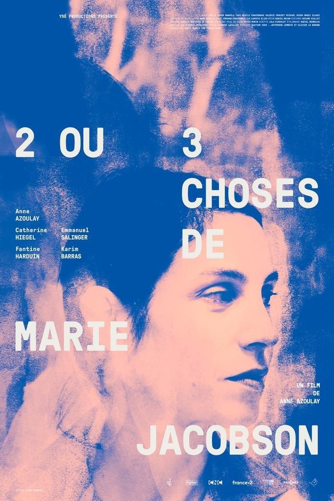2 ou 3 choses de Marie Jacobson
