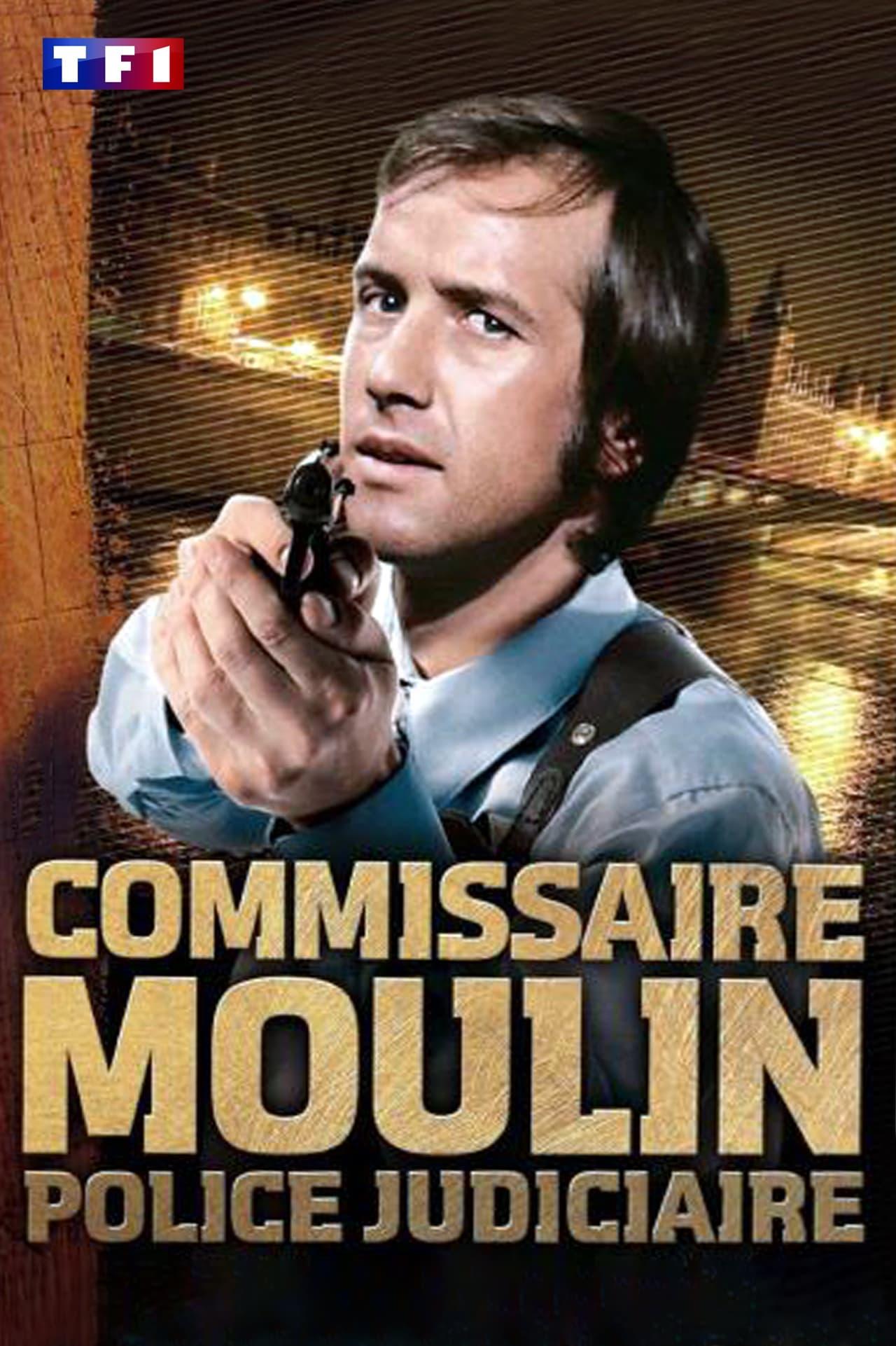 Police Commissioner Moulin