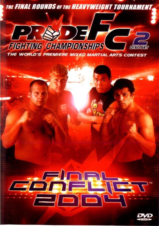 Pride Final Conflict 2004