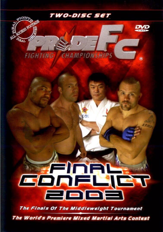 Pride Final Conflict 2003
