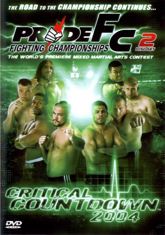 Pride Critical Countdown 2004
