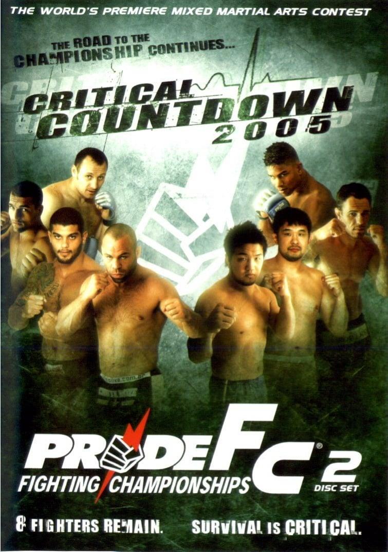 Pride Critical Countdown 2005