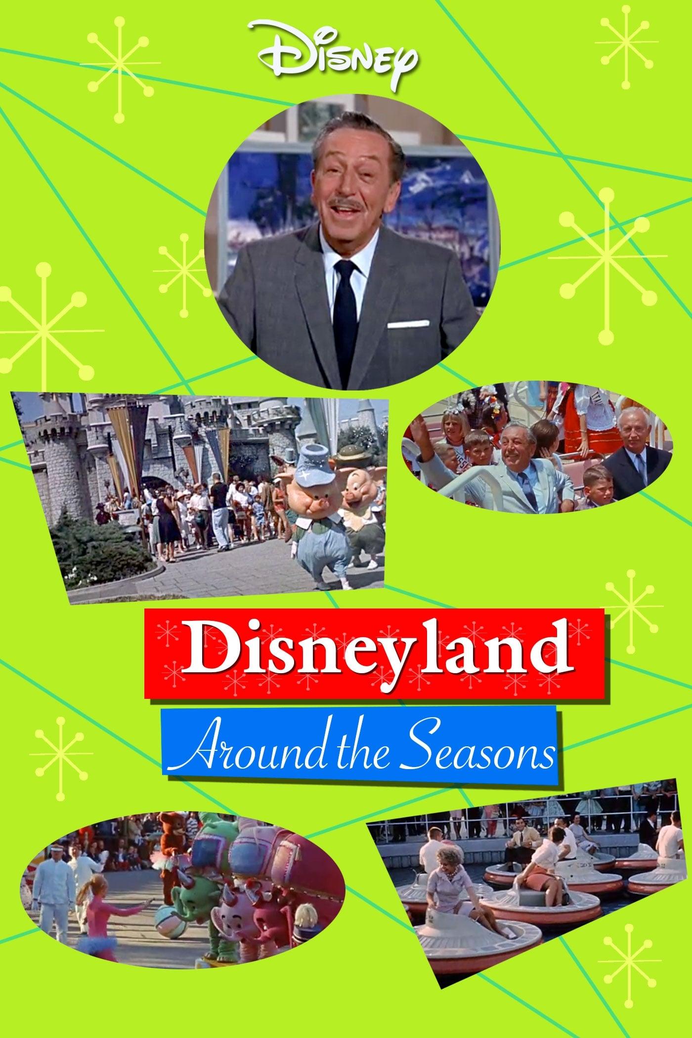 A Disneylândia Através do Tempo