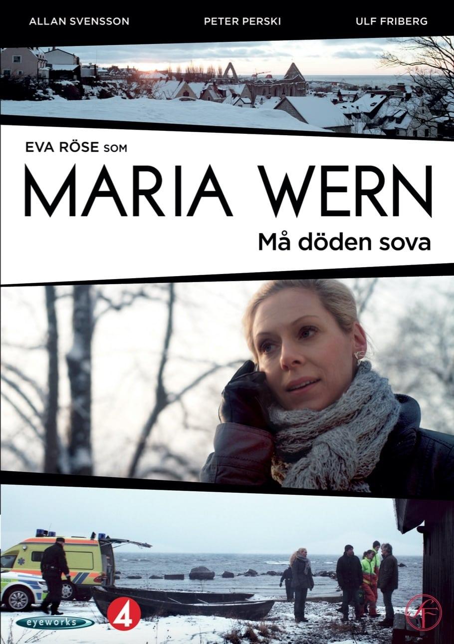 Maria Wern - Må Döden Sova