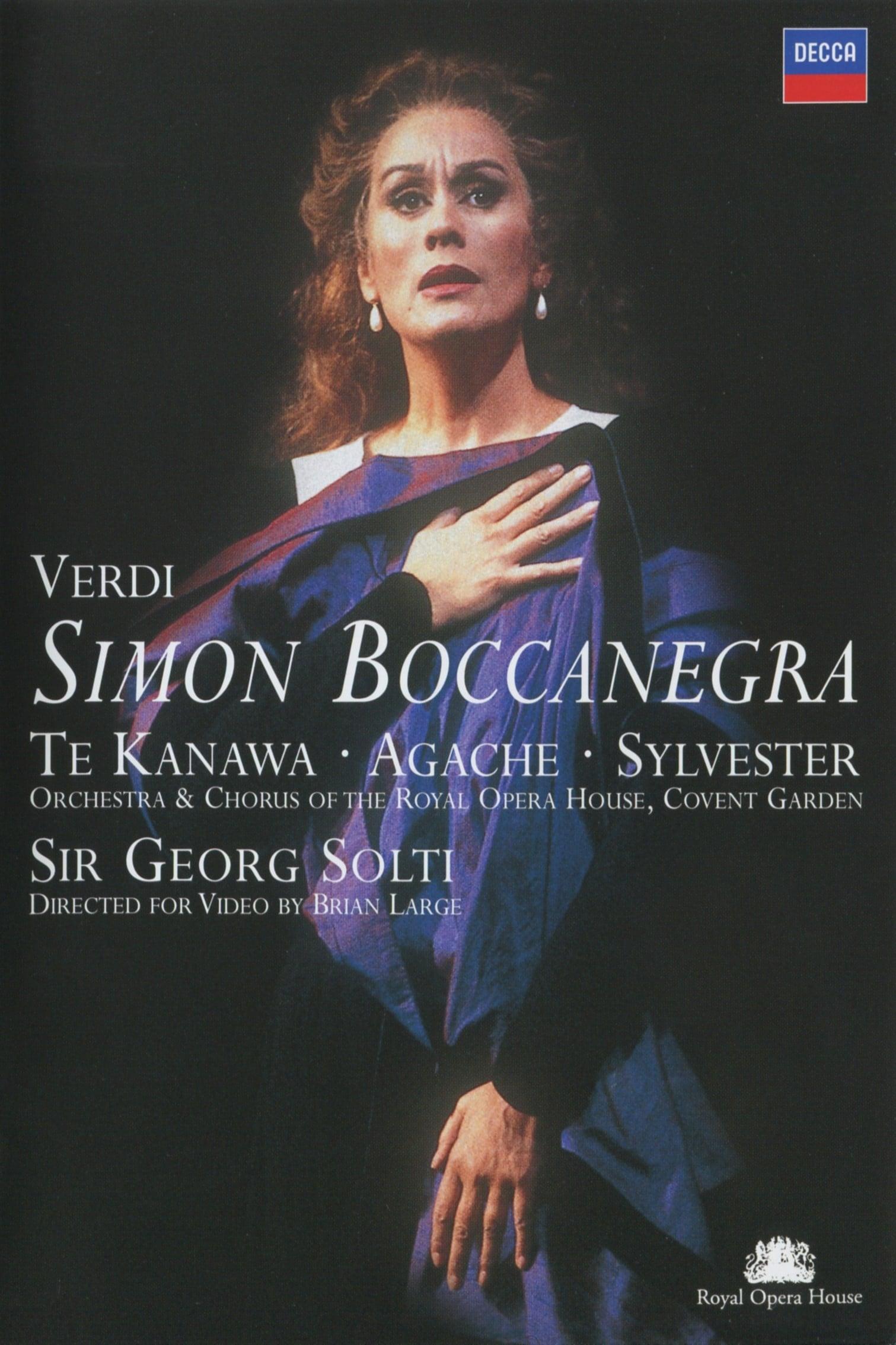 Simon Boccanegra: Royal Opera House