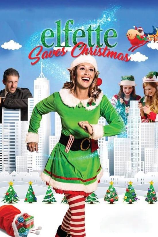 Elfette Saves Christmas