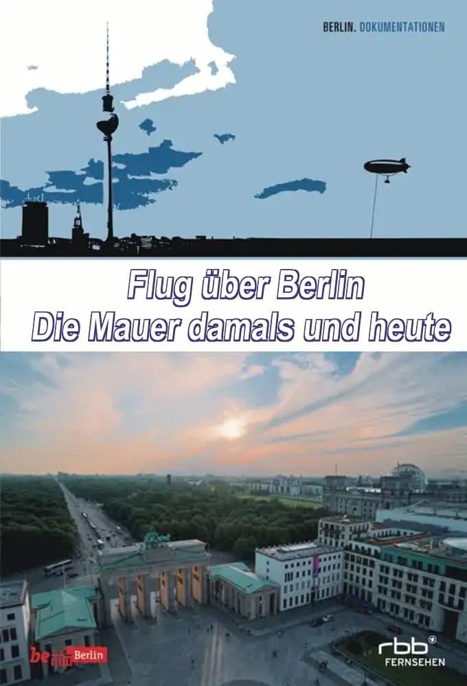 Flug über Berlin