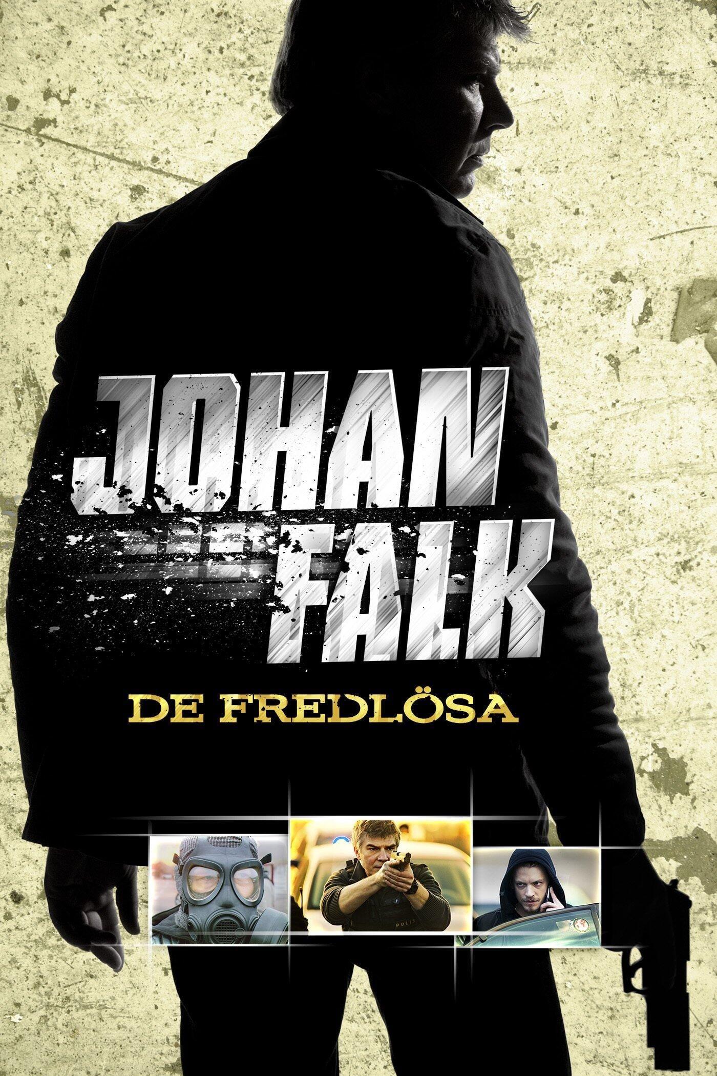 Johan Falk: The Outlaws