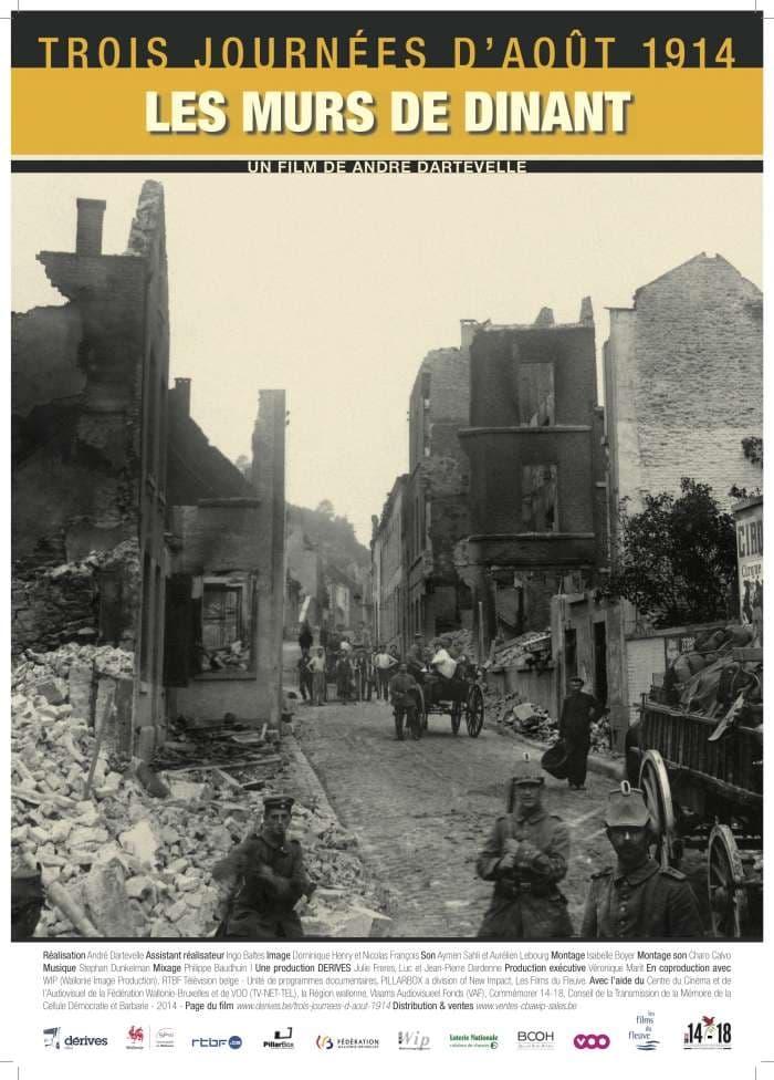 Three Days in August 1914