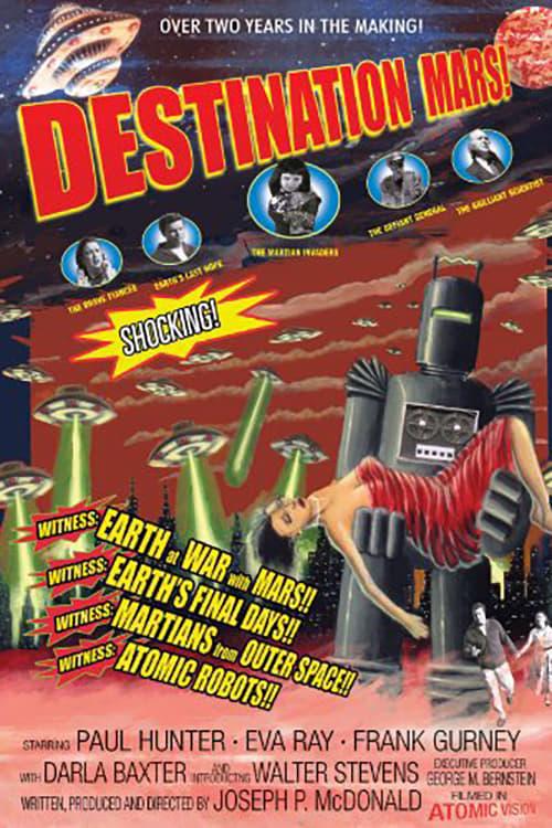 Zuflucht Mars - Backup für die Erde