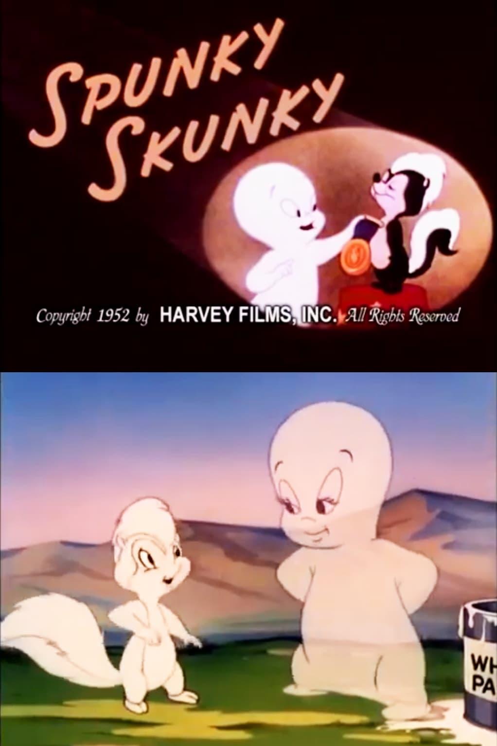 Spunky Skunky