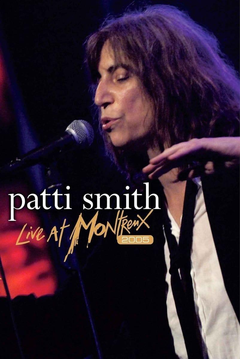 Patti Smith: Live at Montreux