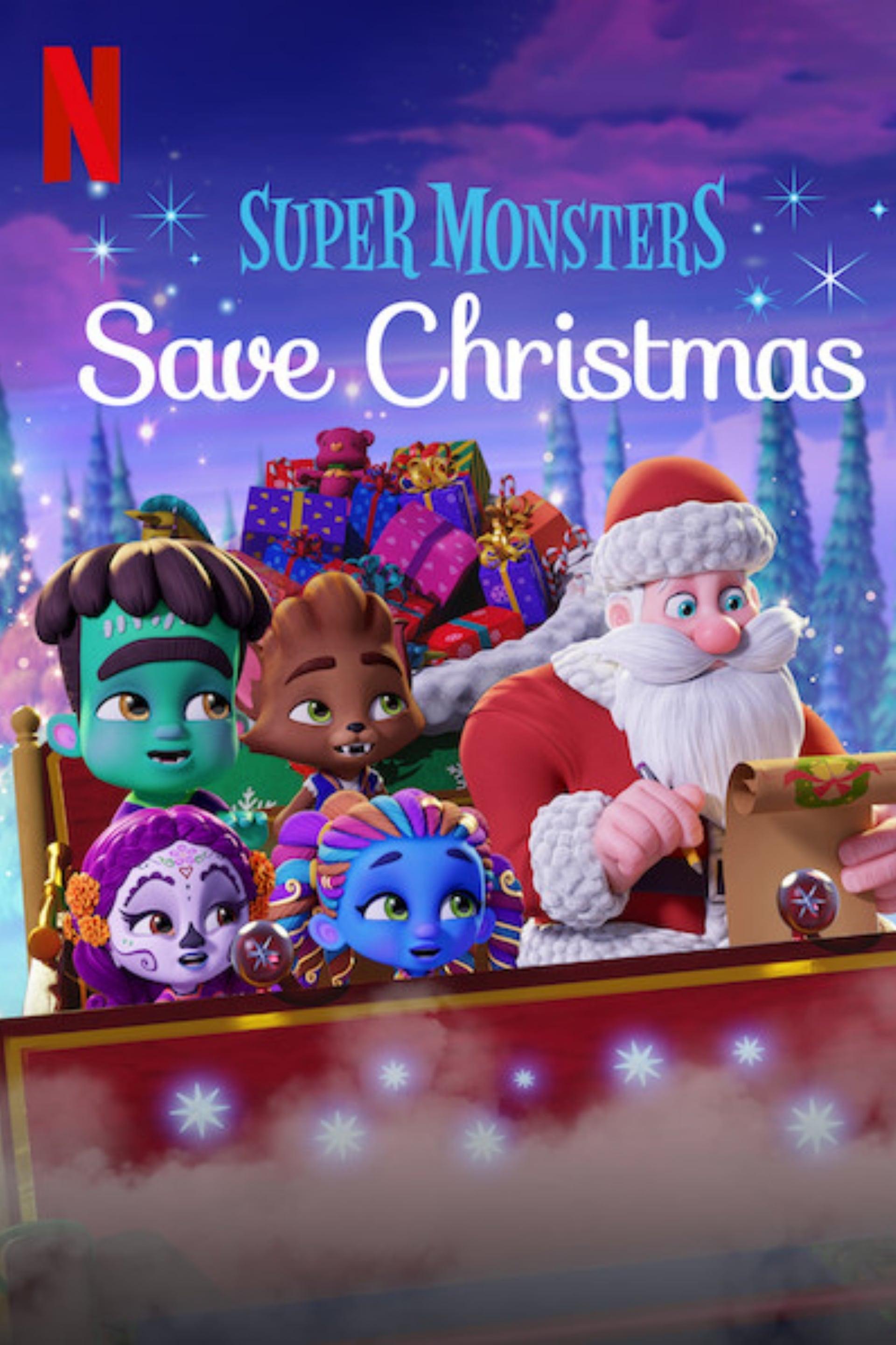 Super Monsters Save Christmas