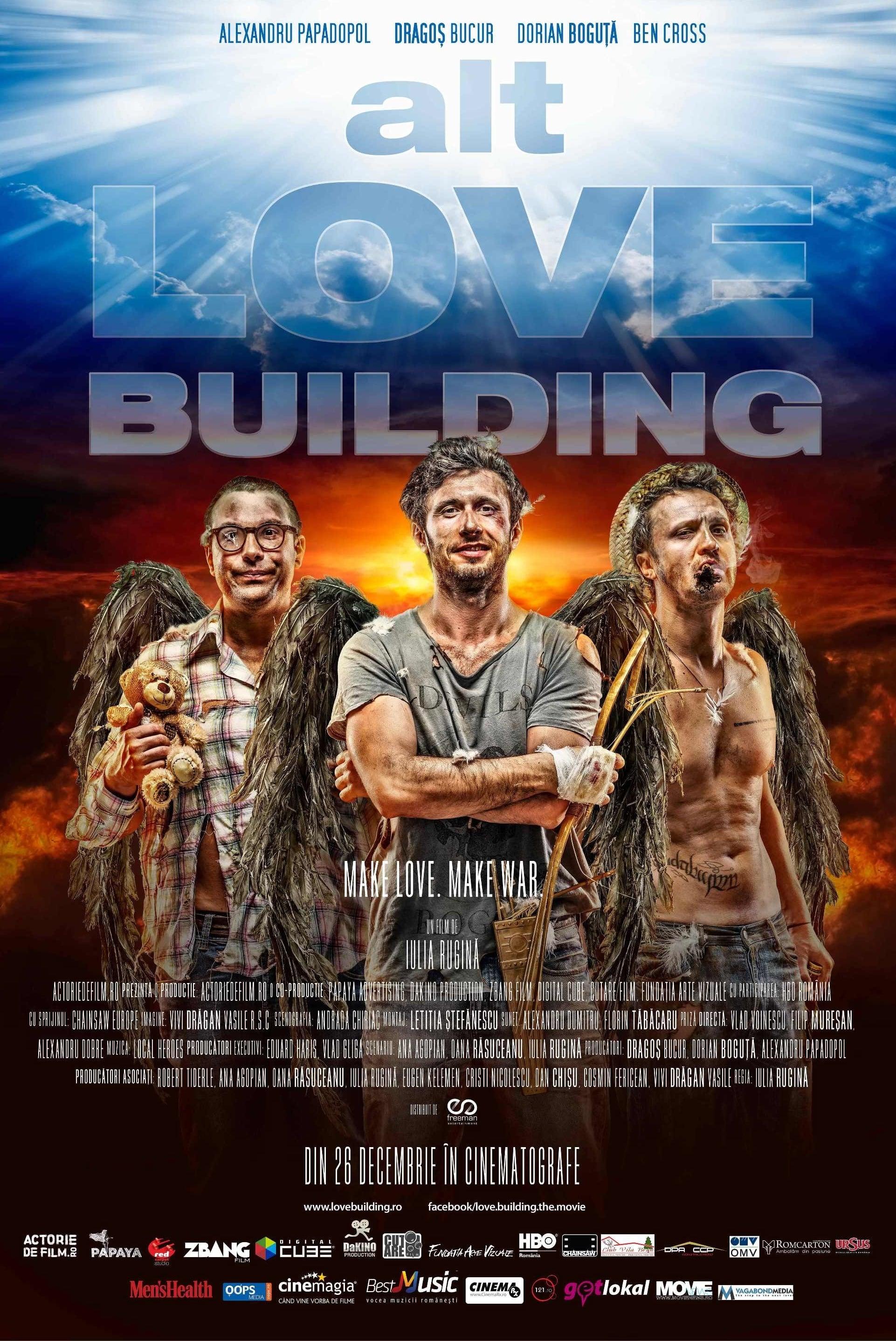 Love Building, deuxième session