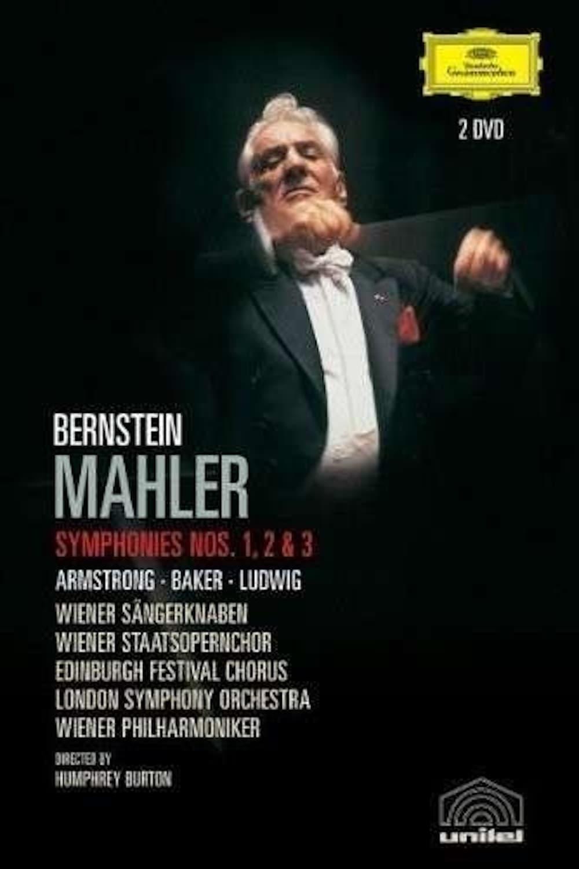 Mahler - Symphonies Nos. 1, 2 & 3