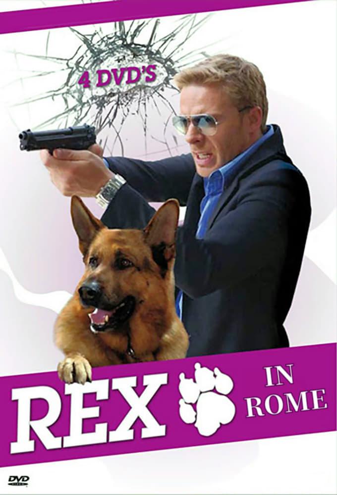 Rex chien flic