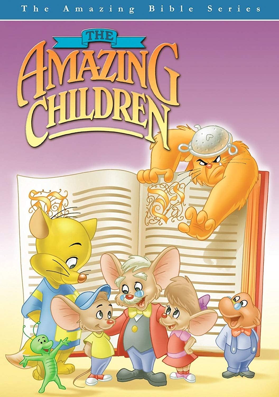 The Amazing Bible Series: The Amazing Children