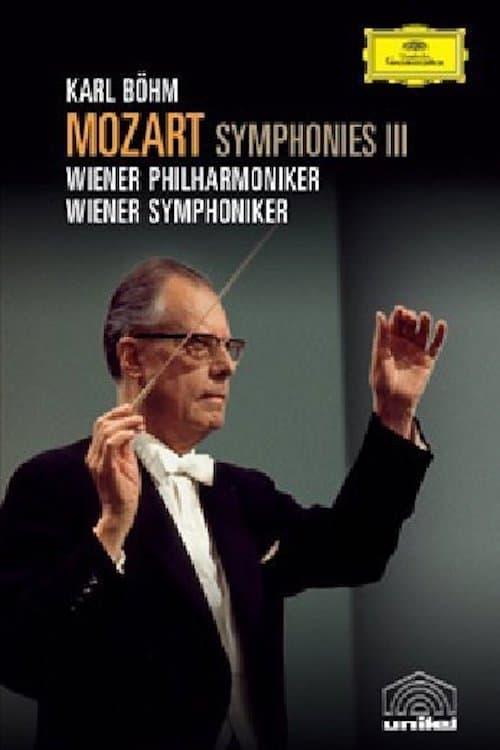 "Mozart Symphonies Vol. III - Nos. 28, 33, 39, ""Serenata Notturna"" and Karl Böhm documentary"
