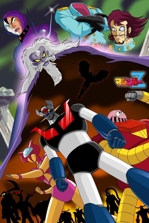 Mazinger Z vs. Doctor Hell