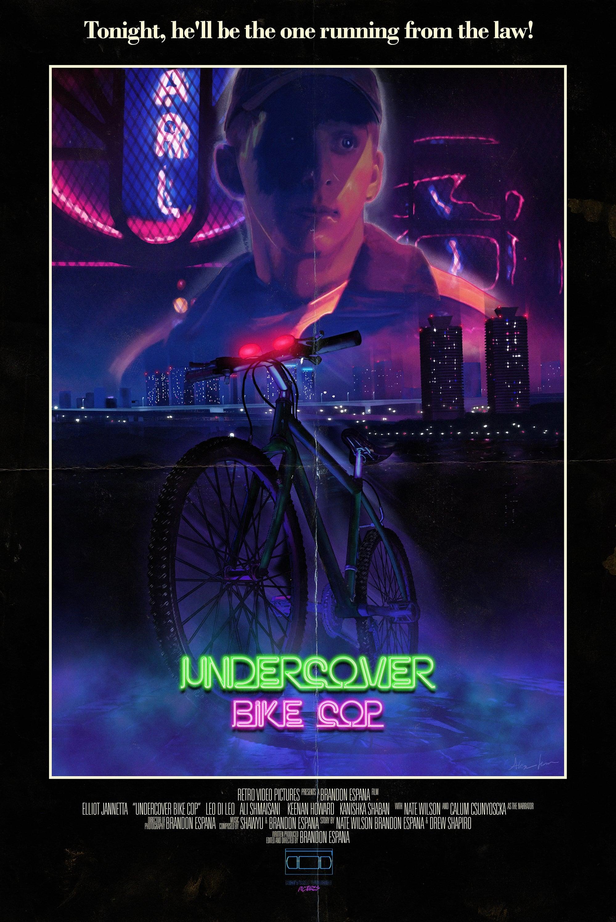 Undercover Bike Cop
