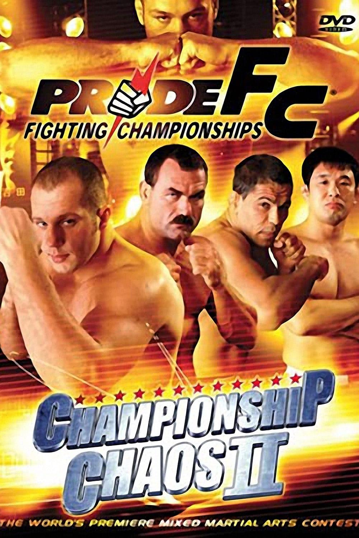 Pride 23: Championship Chaos 2