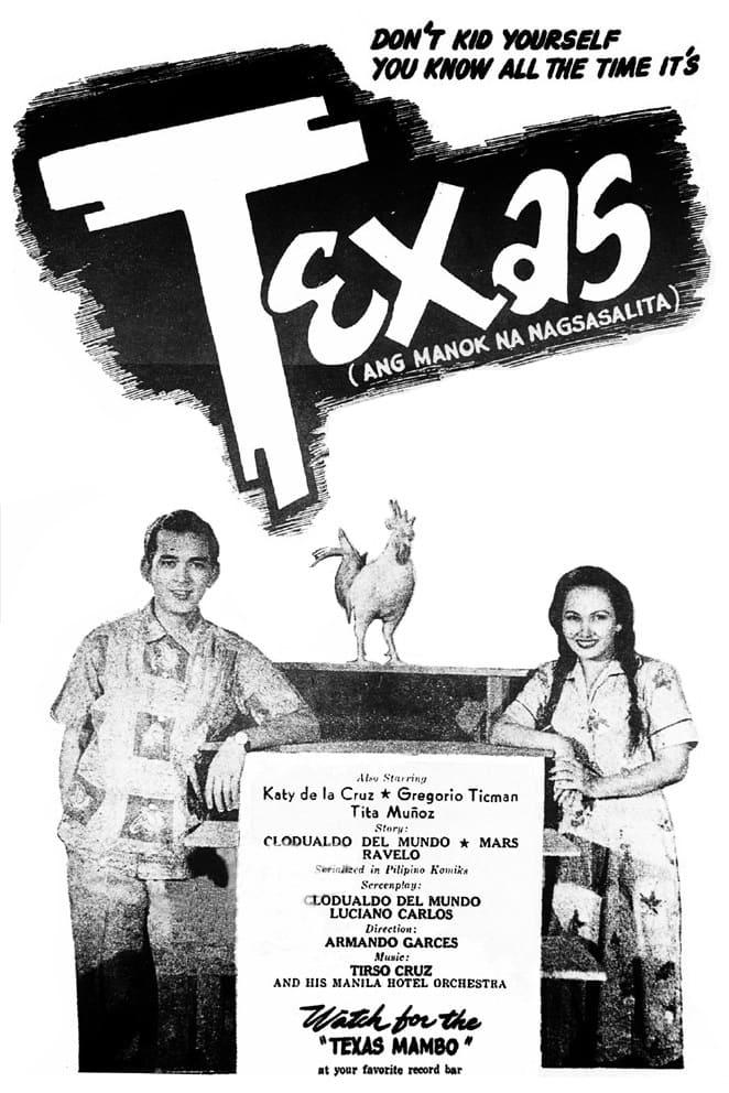 Texas, Ang Manok na Nagsasalita