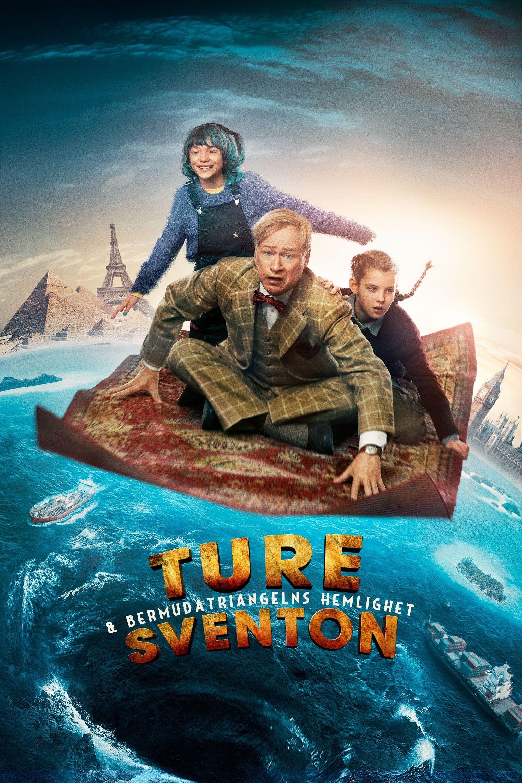 Ture Sventon and the Secrets of The Bermuda Triangle