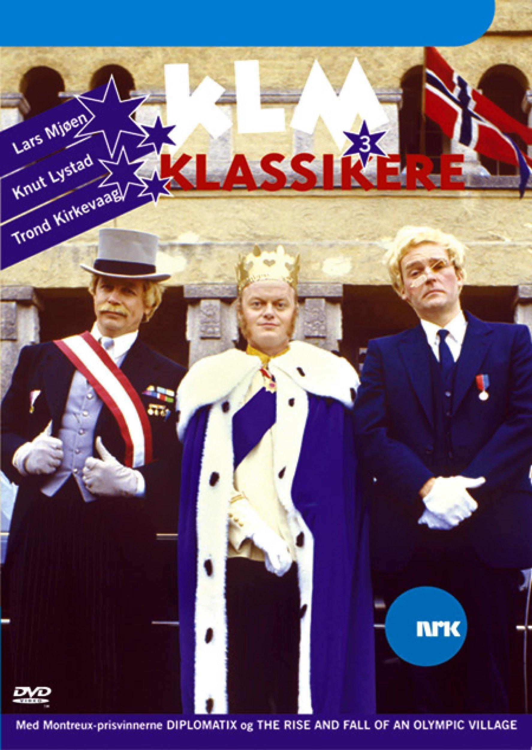 KLM Classics 3