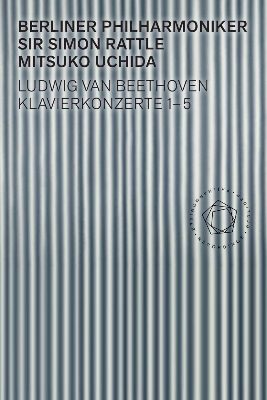 Beethoven: Piano Concertos 1-5 - Uchida, Rattle