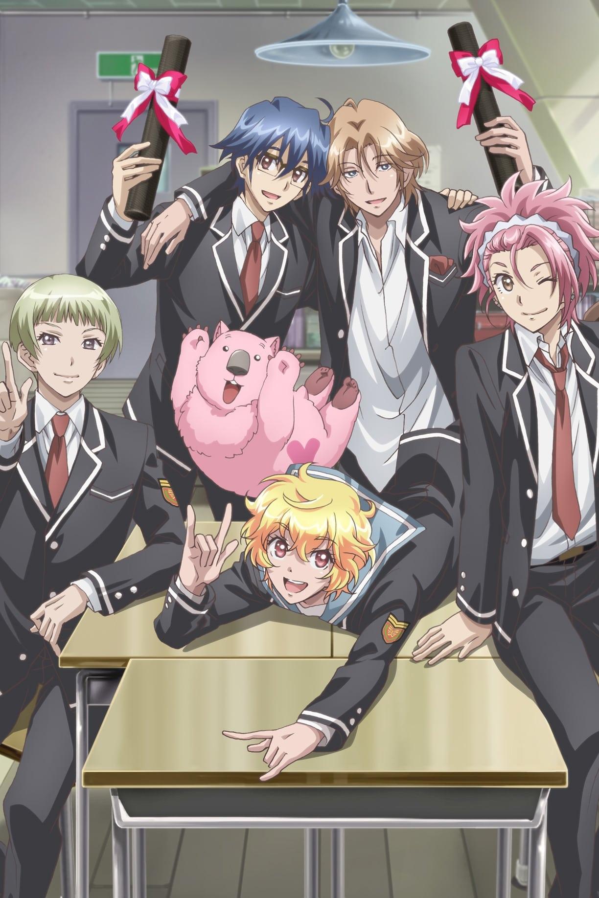 Binan Koukou Chikyuu Bouei-bu LOVE! LOVE! LOVE! OVA