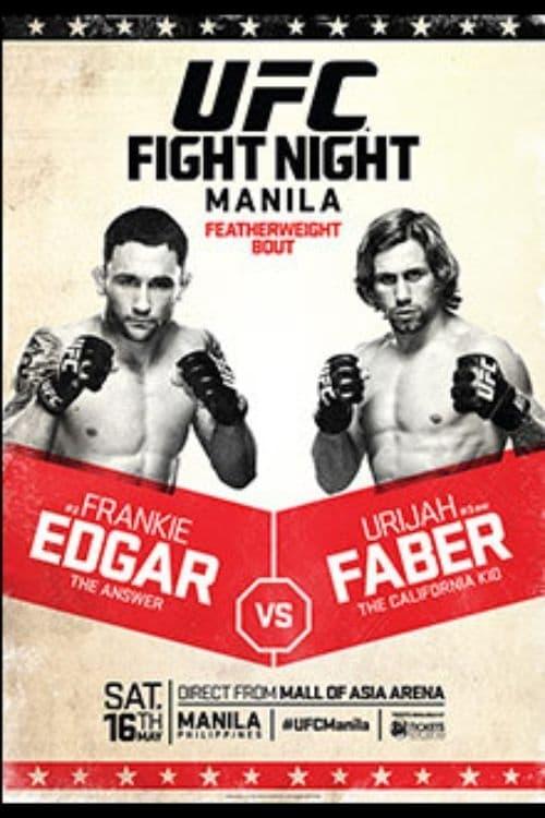 UFC Fight Night 66: Edgar vs. Faber