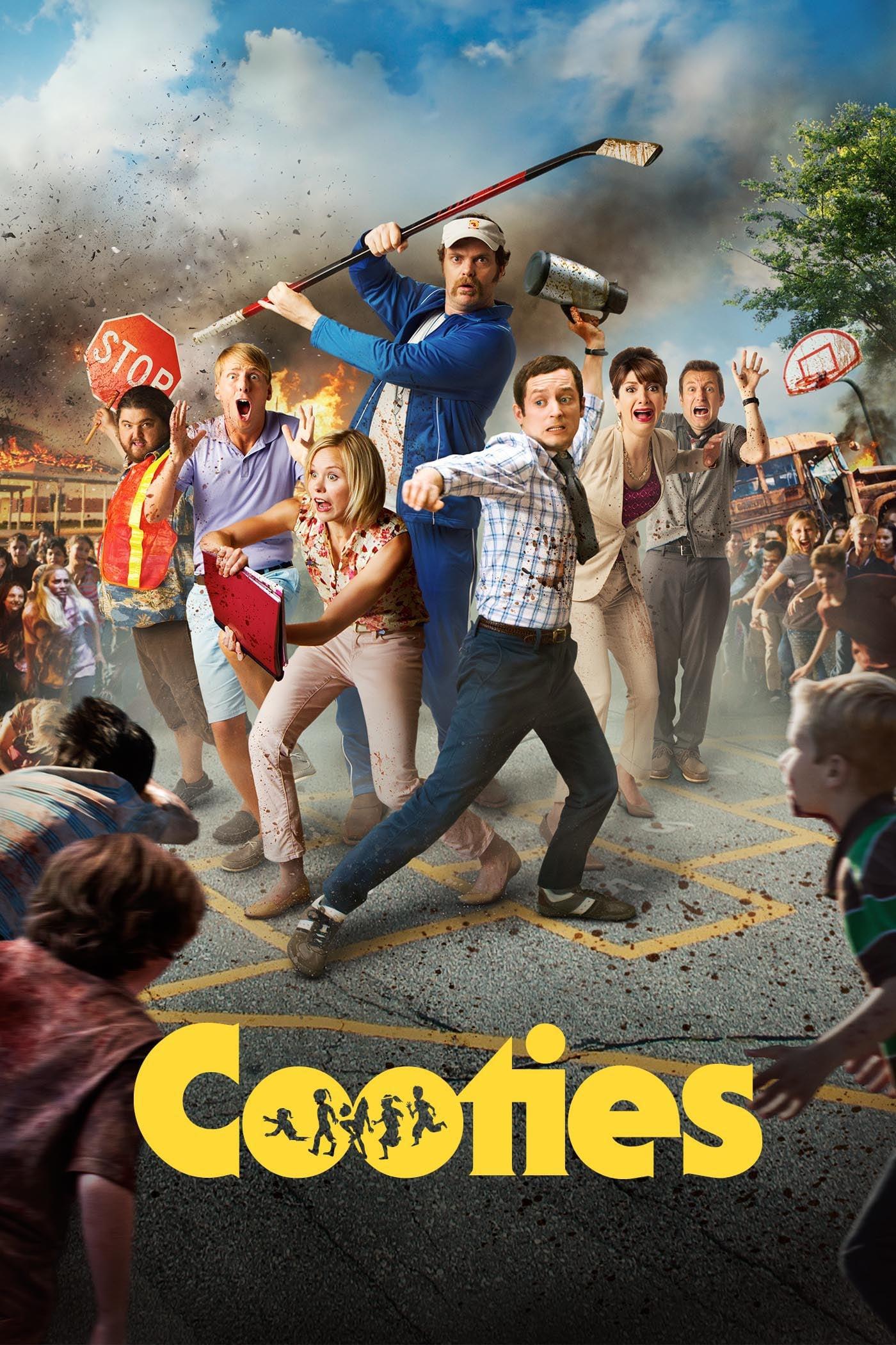 Cooties: A Epidemia