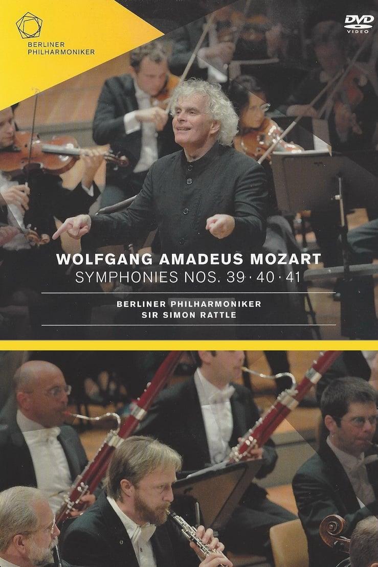 Berliner Philharmoniker - Mozart Symphonies Nos. 39, 40, 41