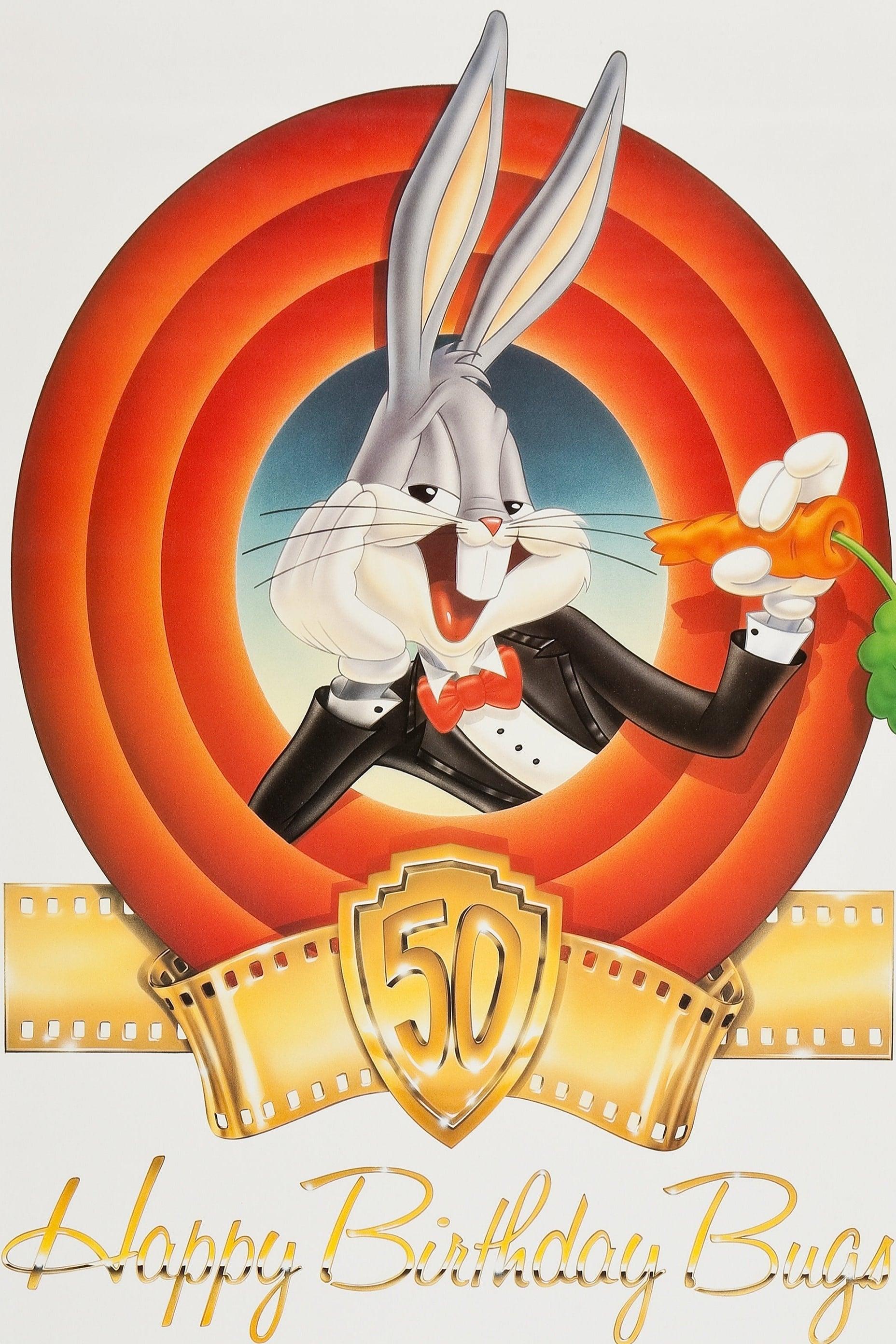 Happy Birthday, Bugs! 50 Looney Years