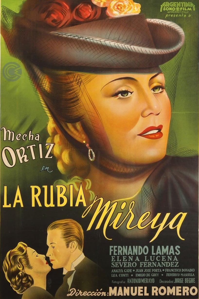 La rubia Mireya