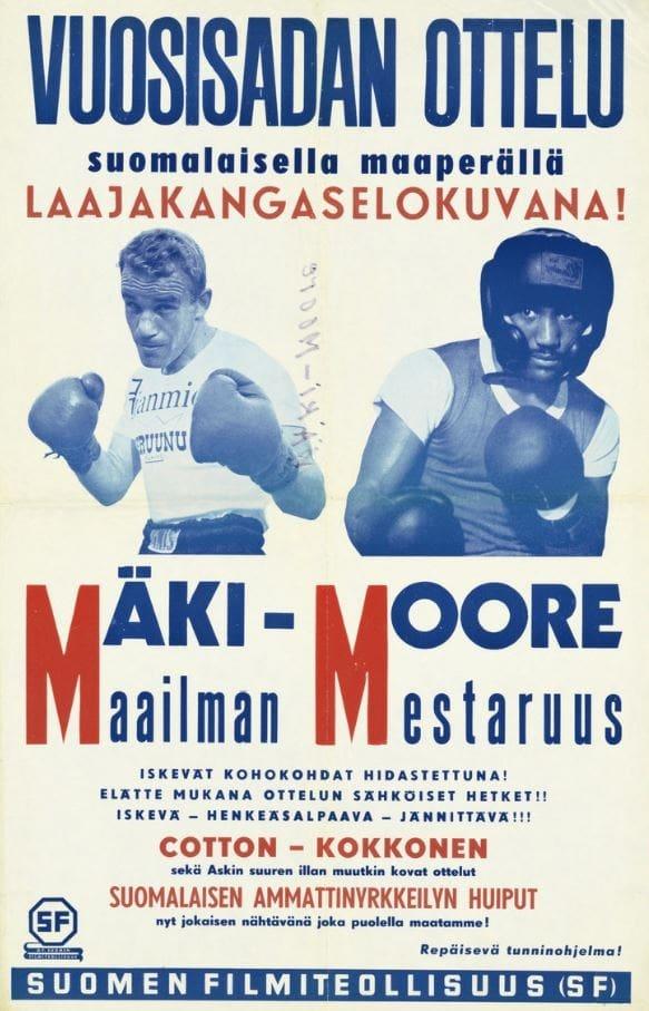 Mäki Moore World Championship