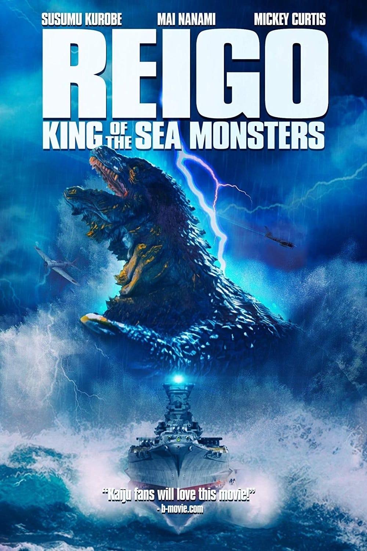 Reigo, the Deep-Sea Monster vs. the Battleship Yamato