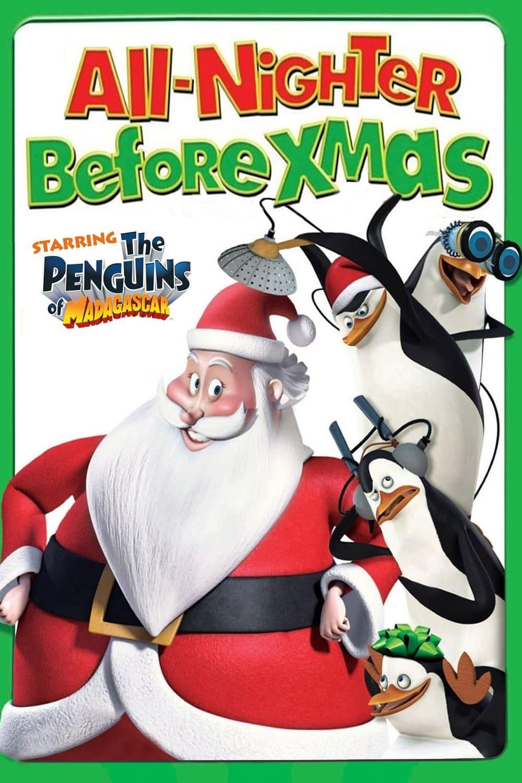 Los Pingüinos de Madagascar: Marimorena antes de Navidad