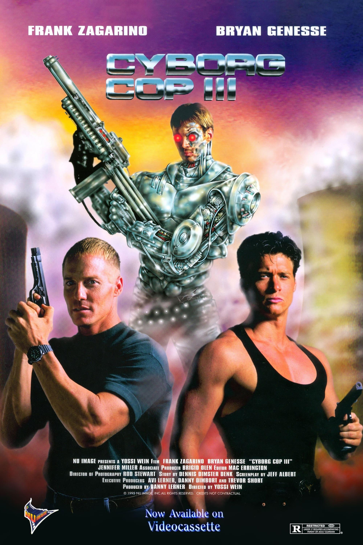 Cyborg Cop 3 - Resgate Espetacular