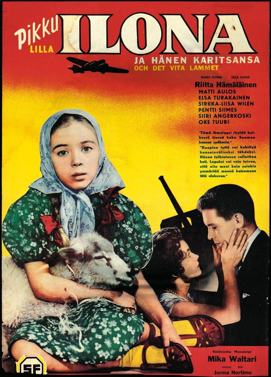 Pikku Ilona ja hänen karitsansa