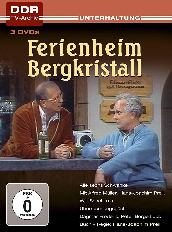 Ferienheim Bergkristall