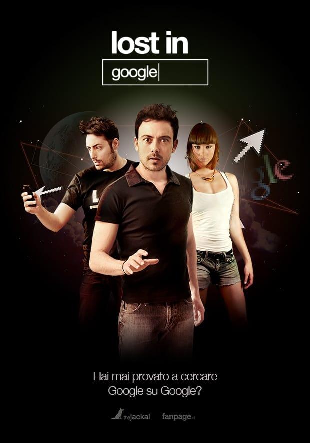 Lost in Google