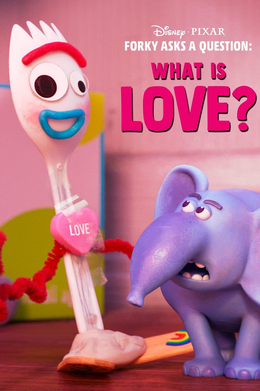 Forky hace una pregunta : ¿Que es el amor?
