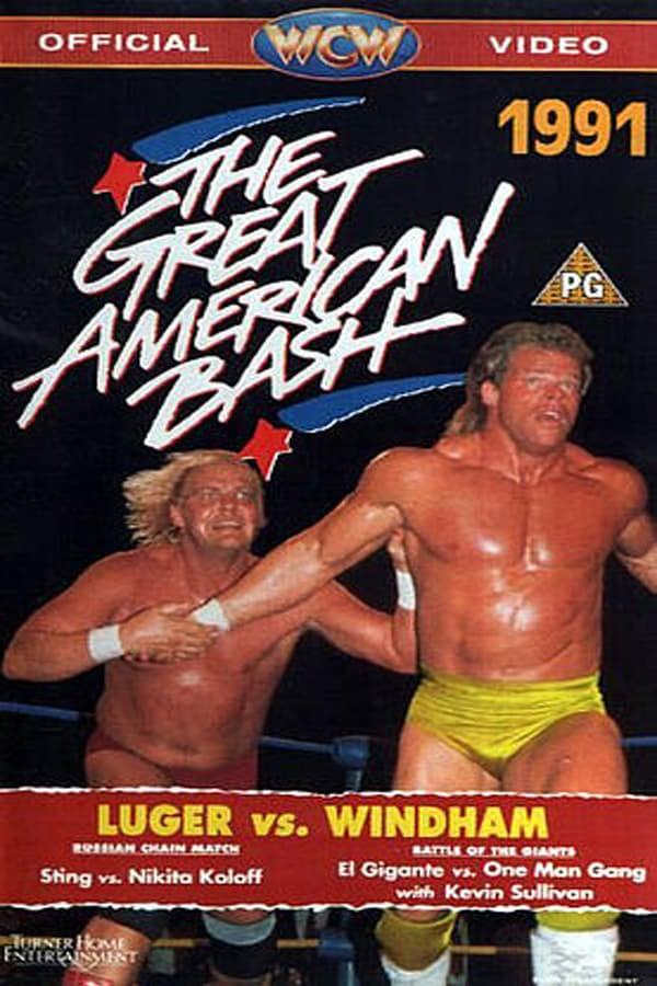 WCW The Great American Bash 1991