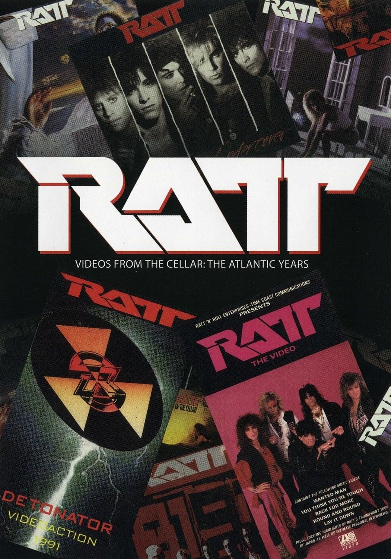 Ratt:  Videos From The Cellar