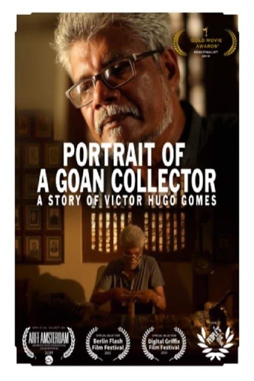 Portrait of a Goan Collector